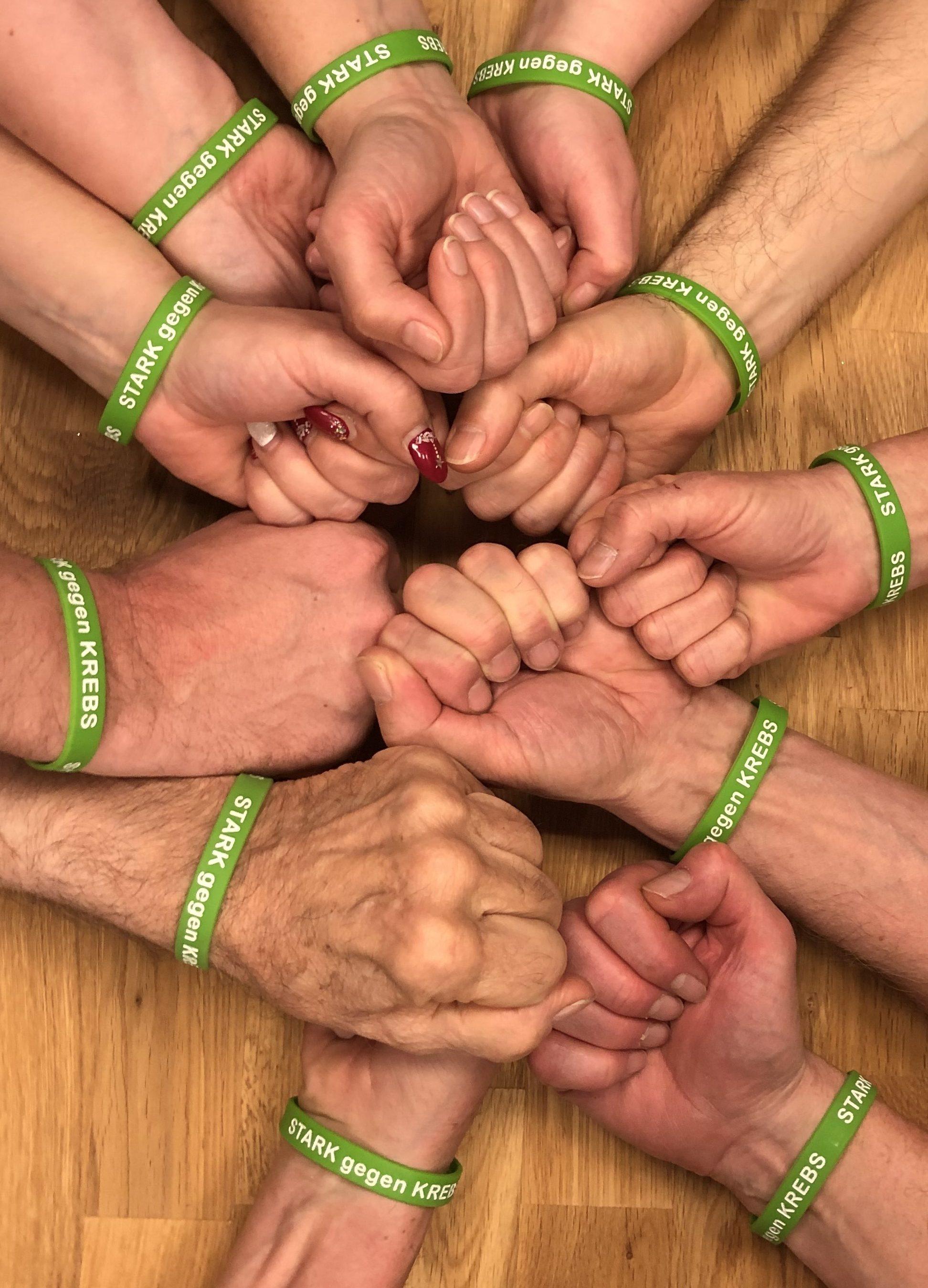 Dein Band – Deine Solidarität!