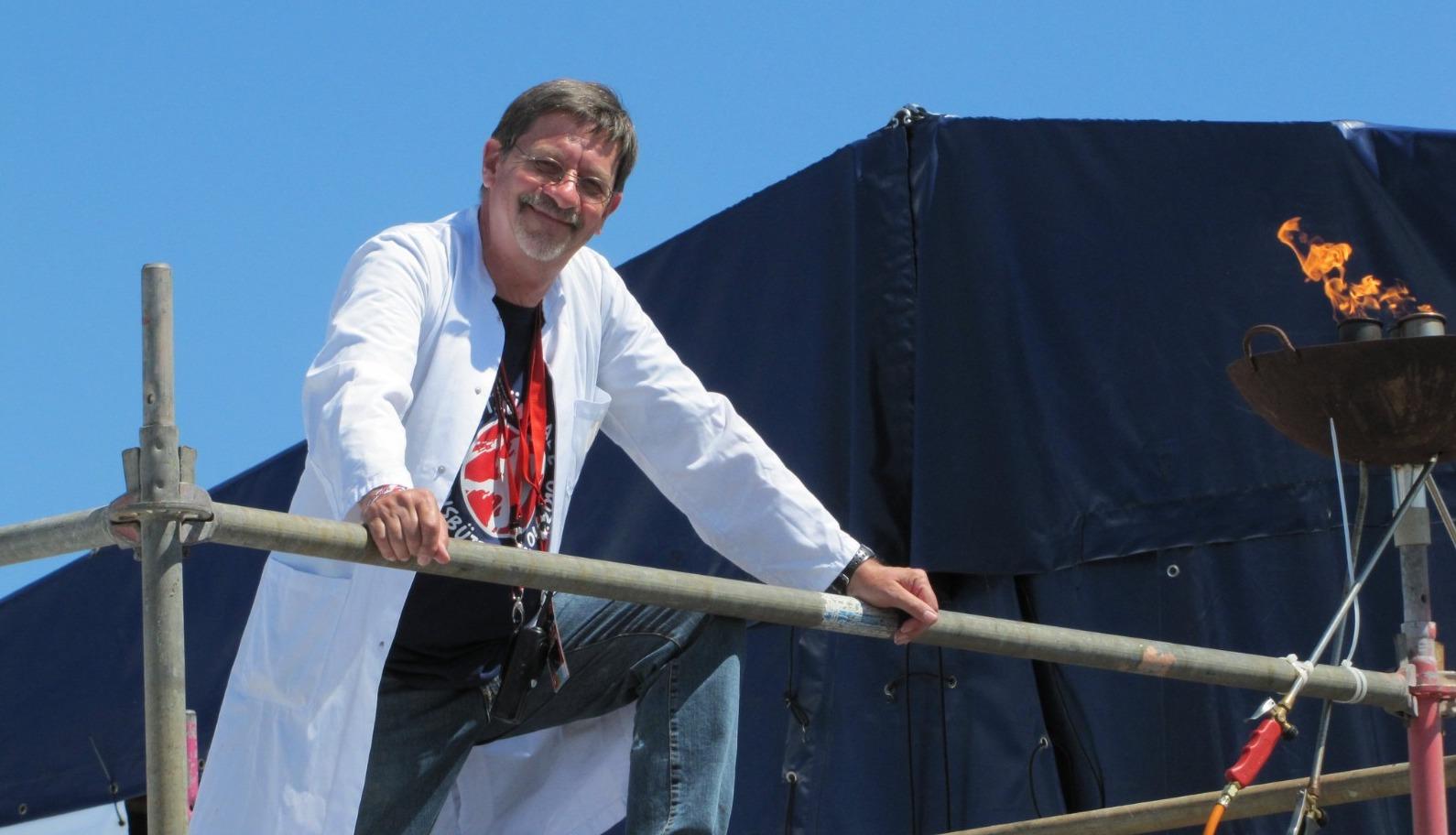 Der Wattikan trauert um Dieter Wölfert
